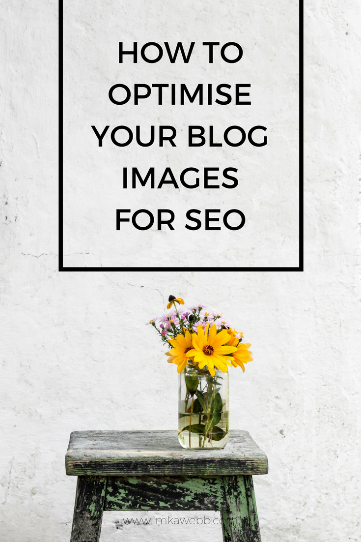 How to optimise your blog images for SEO