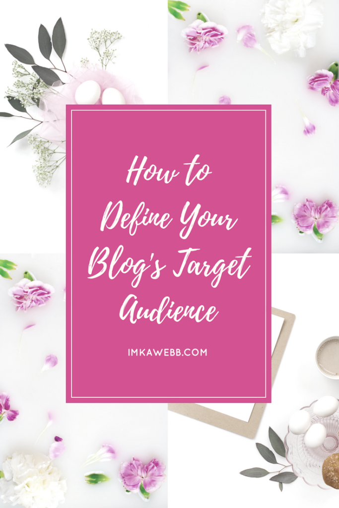 How to Define Your Blog's Target Audience