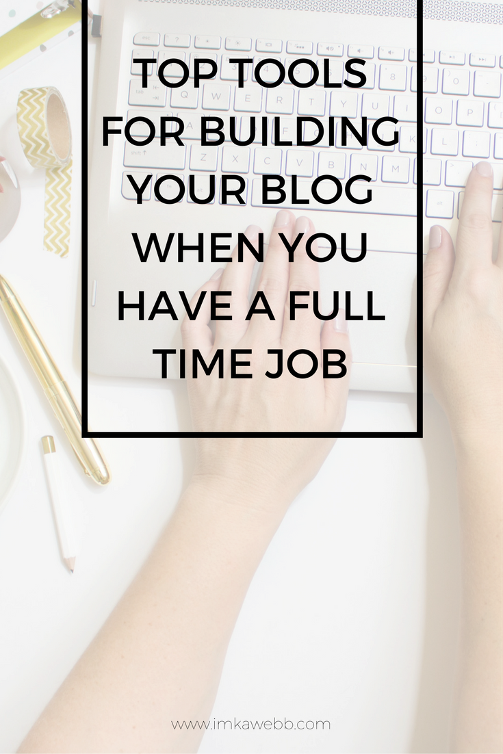 How to build and grow your blog when you have a full time job