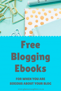 Free Ebooks About Blogging