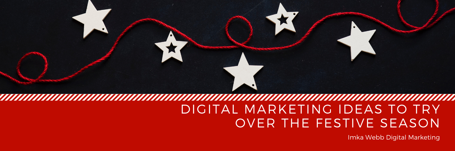 Digital marketing ideas to try over the festive season